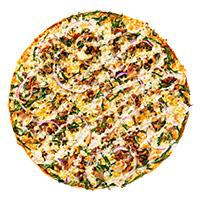 Pizza del Chef Gus #1